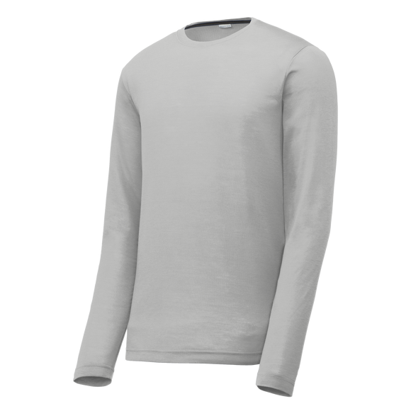 C1812M Mens Long Sleeve Competitor Cotton Touch Tee