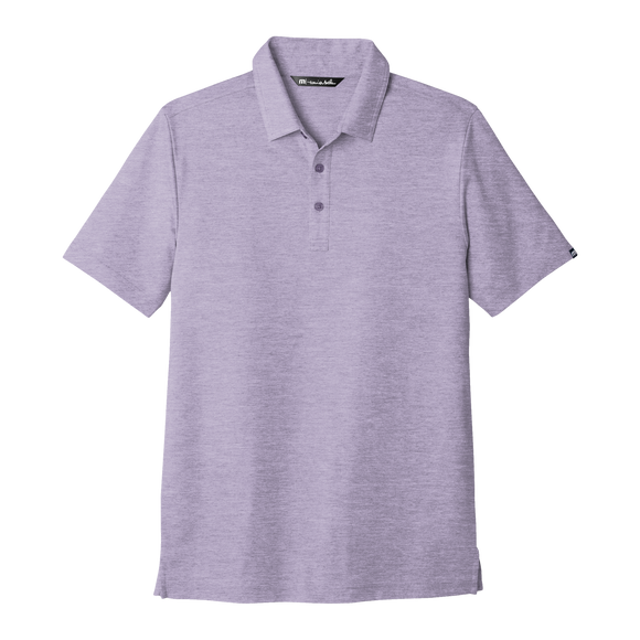 C2115 Mens Oceanside Heather Polo