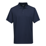 C1675T Mens Short Sleeve Tall Vital Polo