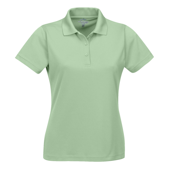 C1675W Ladies Short Sleeve Vital Polo