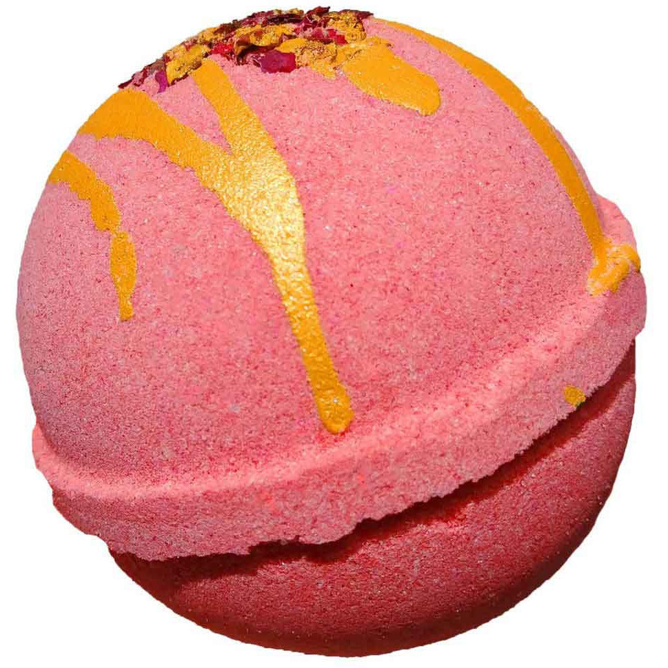 Bath Bomb - Angry Rose