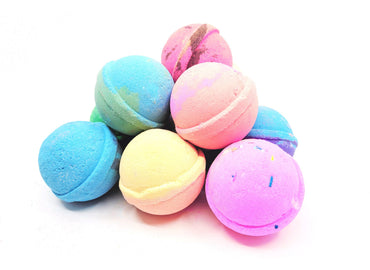 Set - 9 Pack Bath Bomb