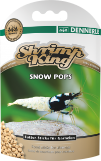 Dennerle Shrimp King Snow Pops (40g)
