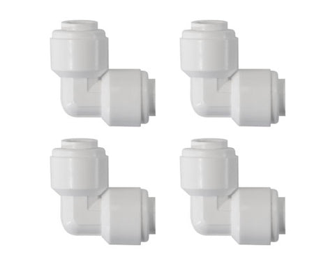 EcoTech Marine Versa Push to Connect Elbows (4-Pack)