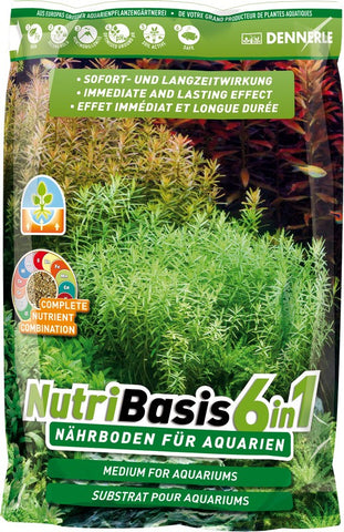 Dennerle NutriBasis 6 in 1
