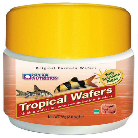 Ocean Nutrition Tropical Wafers