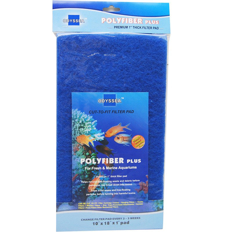 Odyssea Polyfiber Plus Filter Pad