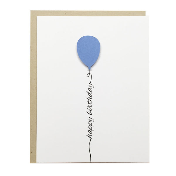 SINGLE BALLOON - ASSORTED COLORS | Boxed Set of 8
