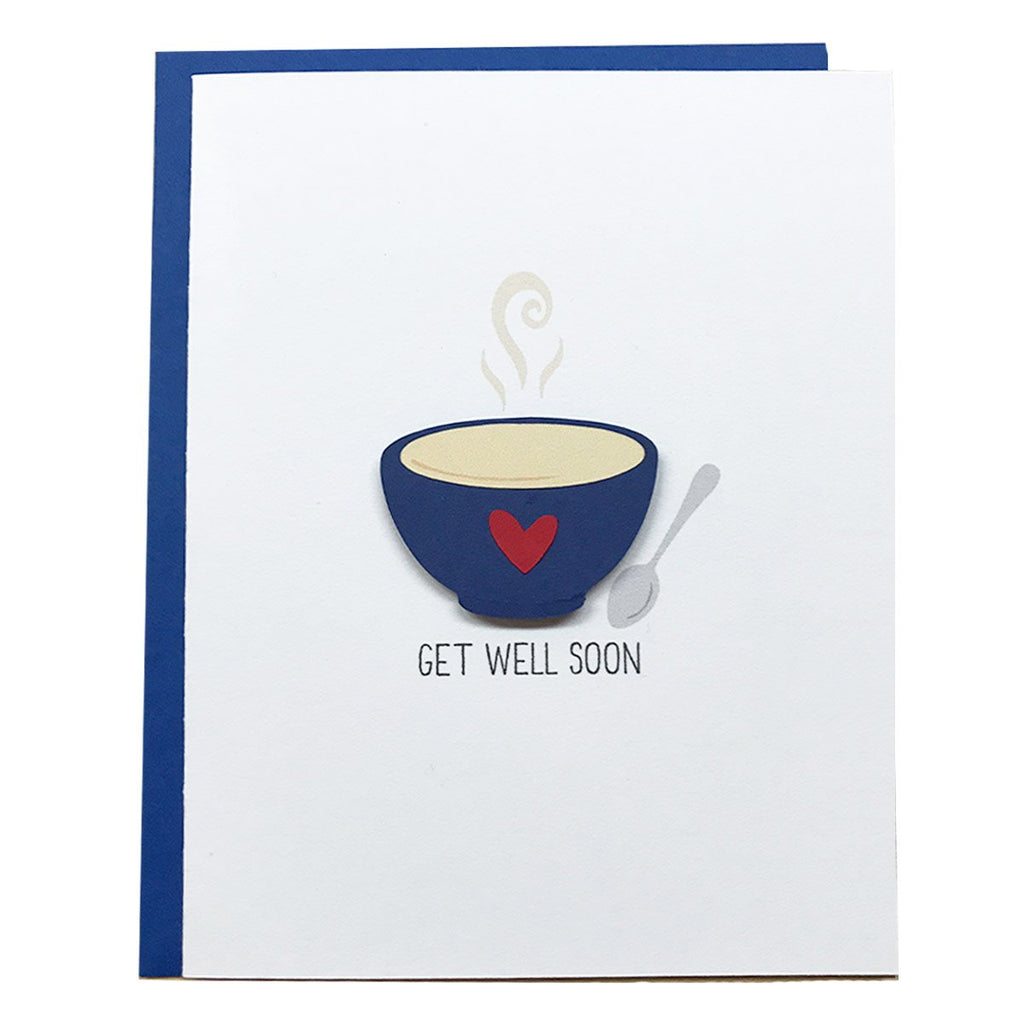 GET WELL SOON SOUP