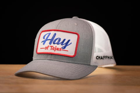 Hay of Tejas Snapback Trucker Hat