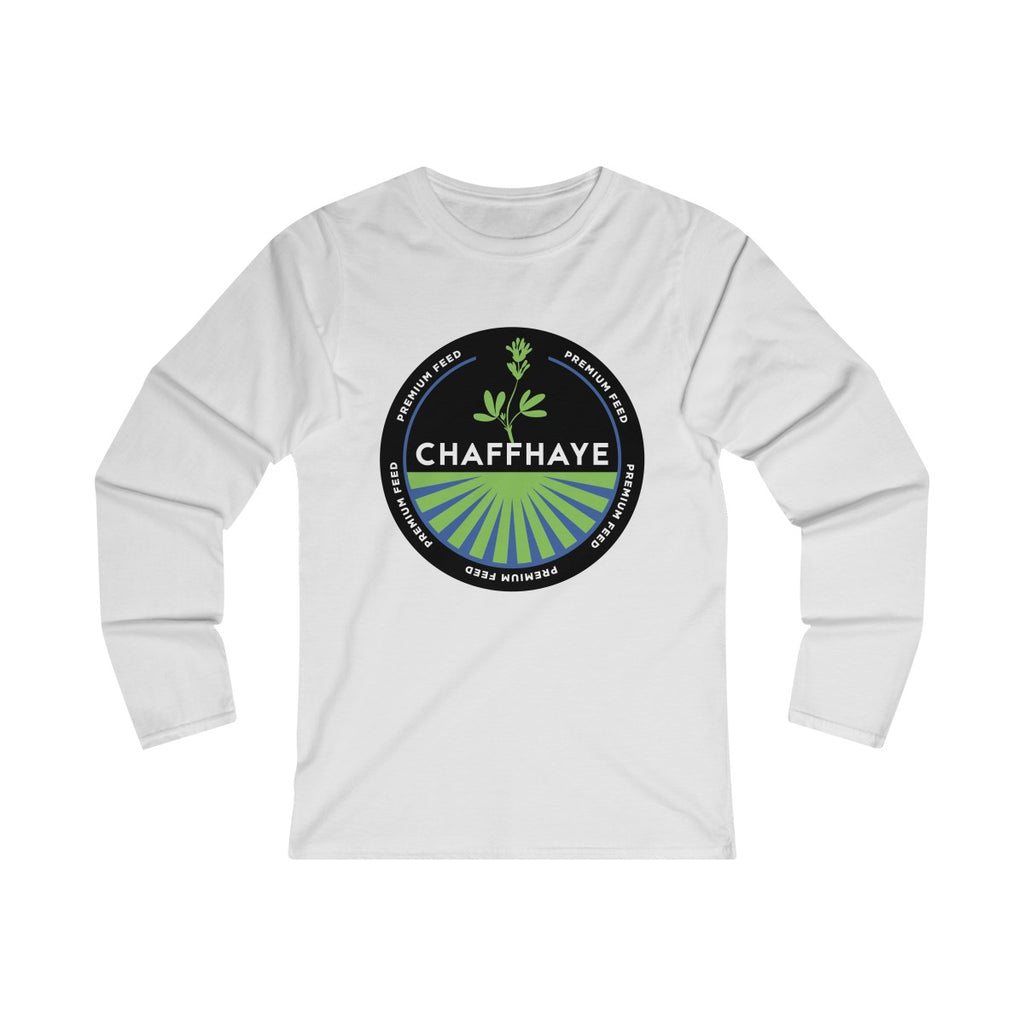 Women's Chaffhaye Fitted Long Sleeve Tee