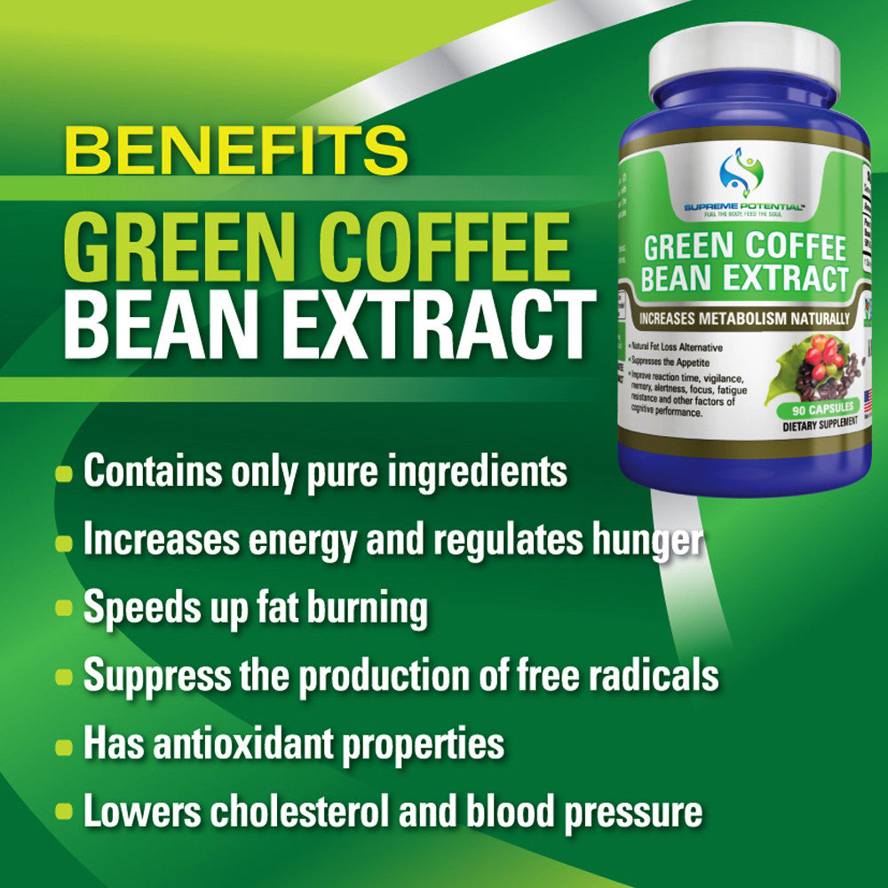Does green coffee bean make you hungry