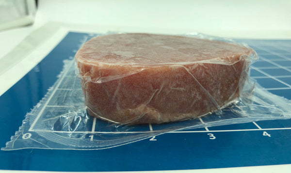 Ahi Tuna 6 oz portions, 10 lb case