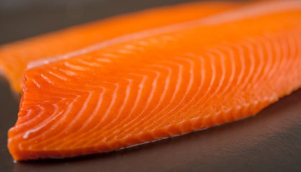 Sockeye Salmon Fillets, 6 x approx 1.5 lbs