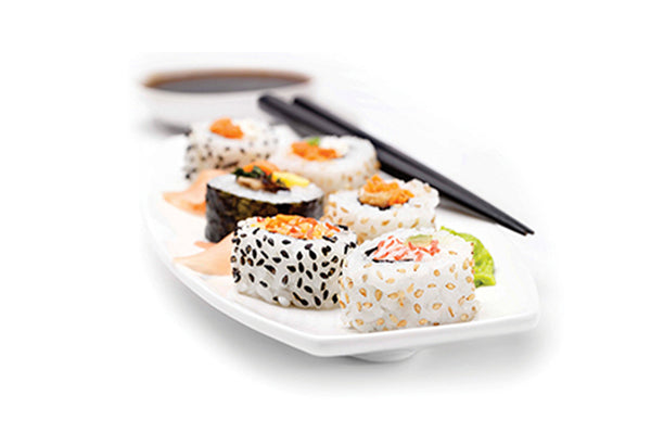Shisu - Thaw & Serve Sushi - Canada - California Roll