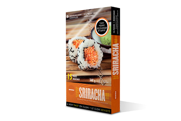 Shisu Siracha Roll Box