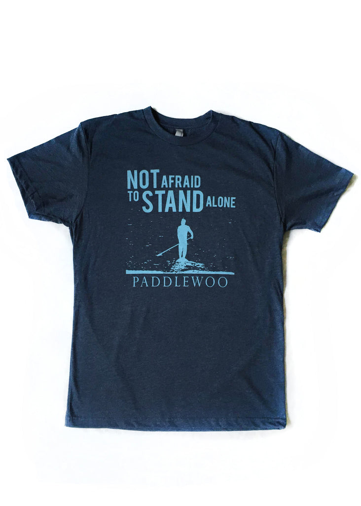 MENS STAND ALONE TEE / NAVY