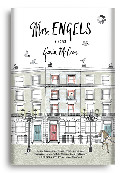 Mrs. Engels by Gavin McCrea