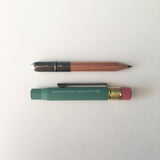 Limited Edition Green Midori Brass Pencil