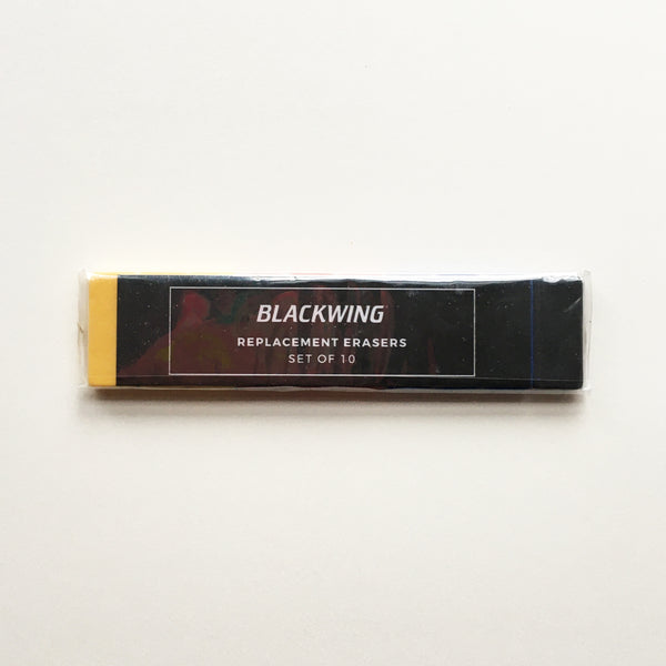 Vol. 155 Blackwing Rubbers (pack of 10)