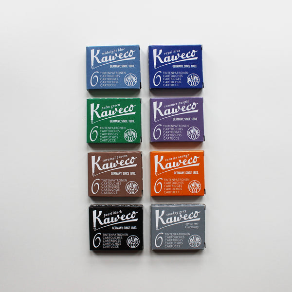 Kaweco Cartridges