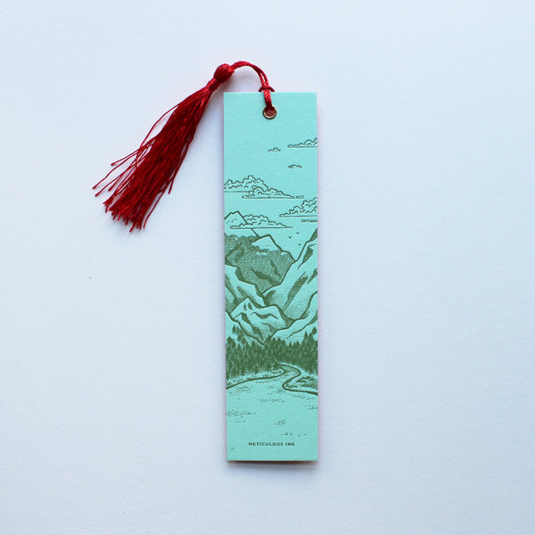 Bookmark - Landscape