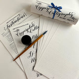 Copperplate Calligraphy Beginner Kit