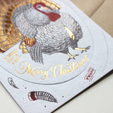 Christmas Decoration Postcard - Turkey