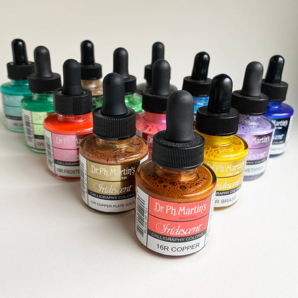 Dr Ph Martin's Iridescent Calligraphy Ink