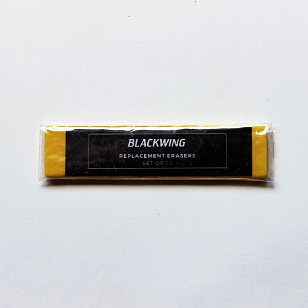 Blackwing Rubbers Pack of 10