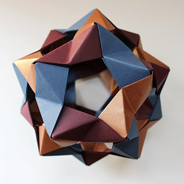Geometric Origami Decoration Kit