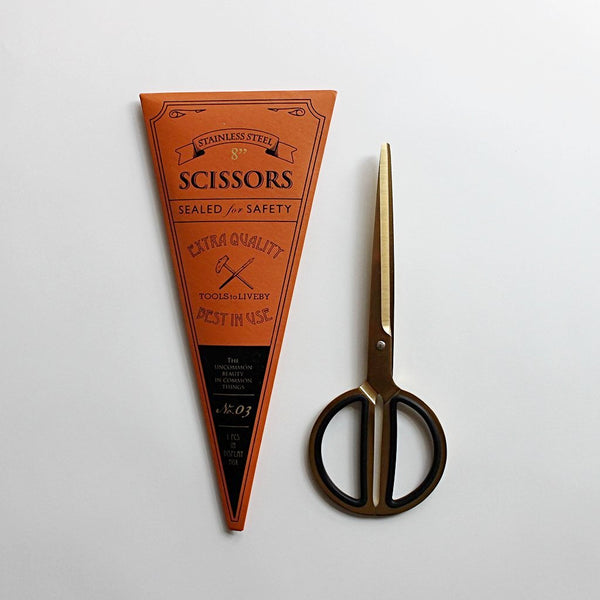 Tools To Live By Scissors