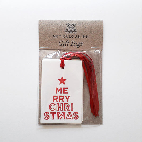 Christmas Gift Tags (Pack)