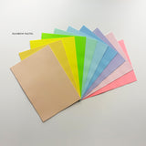 Rainbow Notebook by Meticulous Ink