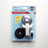 Penco Tape Writer Label Maker