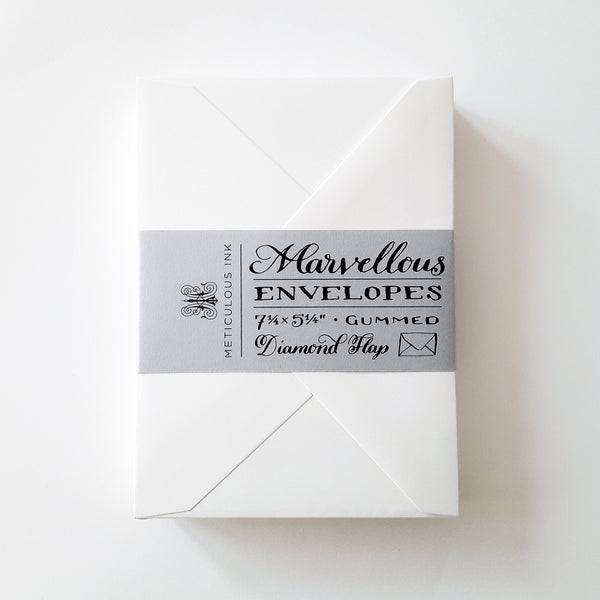 Marvellous Envelopes