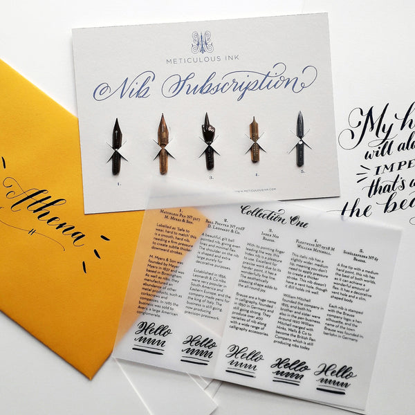 Nib Subscription