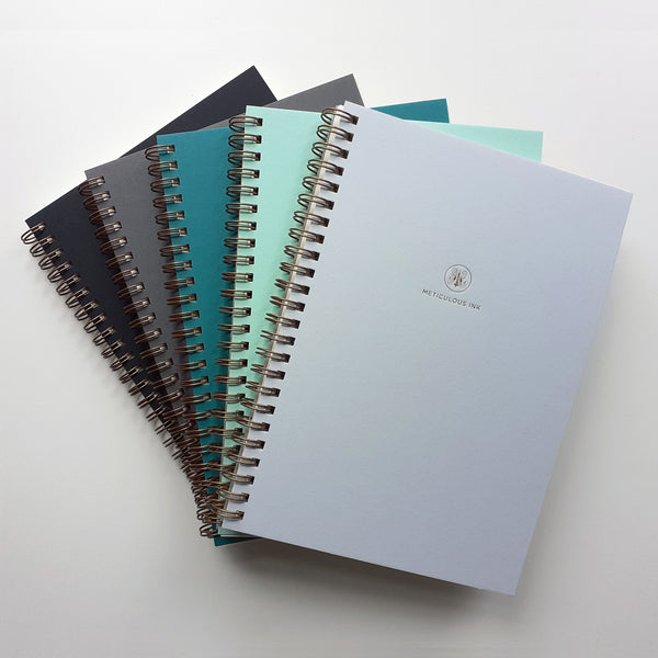 Dot Notebook by Meticulous Ink
