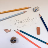 Meticulous Ink Pencils