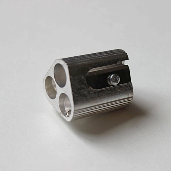 Three Hole Pencil Sharpener
