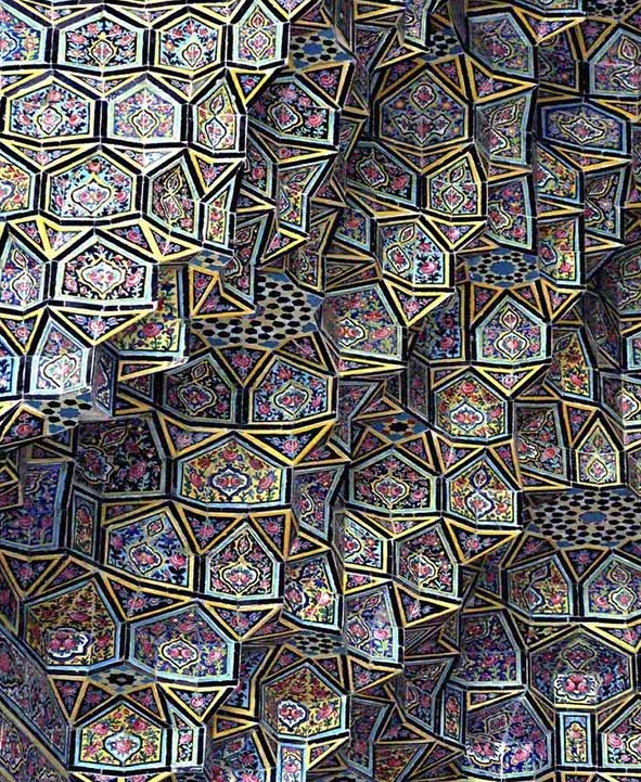 muslim art and architecture - 591×721