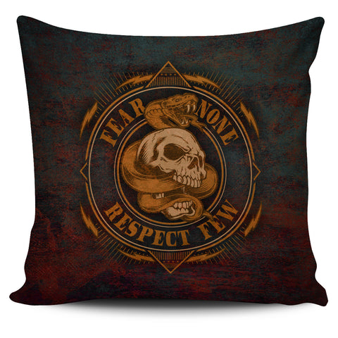 No Fear Pillow Cover