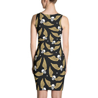 Dresses - Flying Skulls Dress