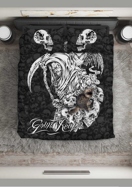 Grim Reaper Bedding Set