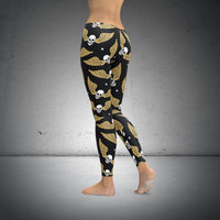 Leggins - Flying Skulls Leggings