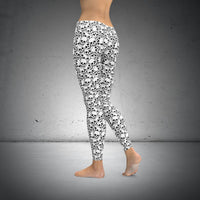 Leggins - Skulls Leggings