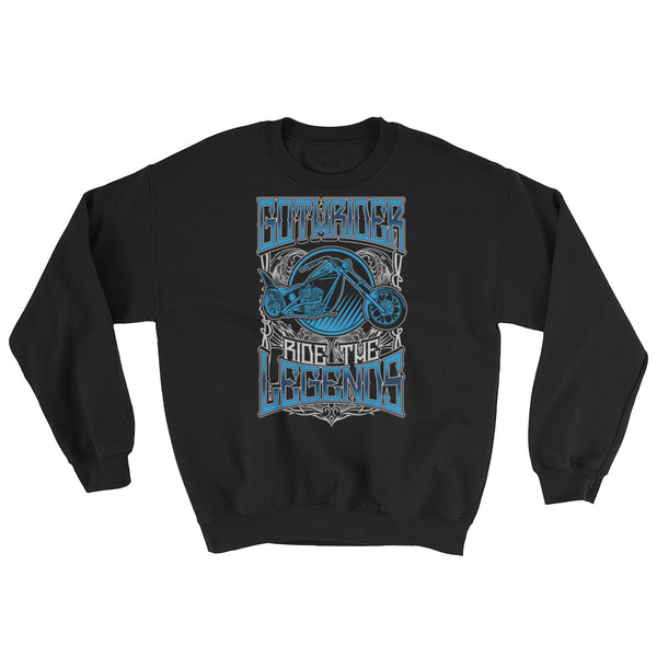 Ride The Legends Sweatshirt