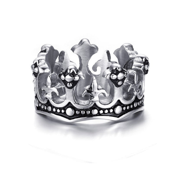 Ring - Vintage Crown Ring