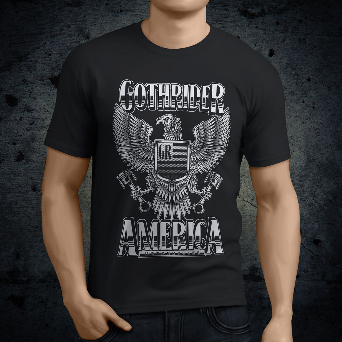 T-Shirts - America Motorcycles