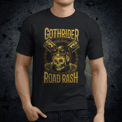 T-Shirts - Road Rash